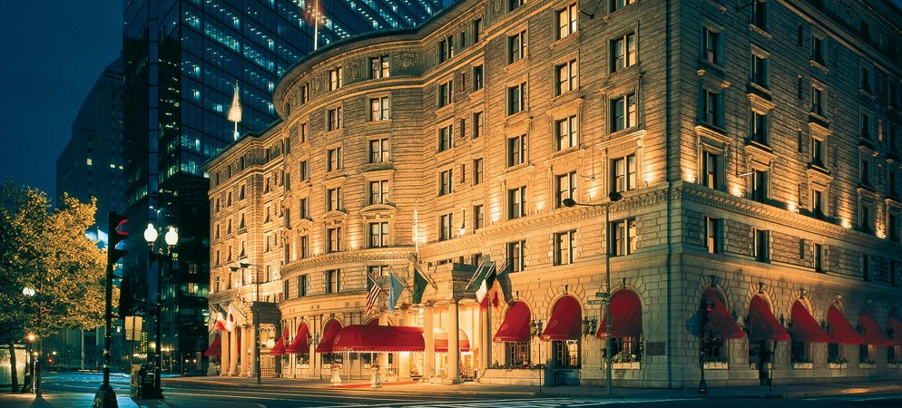 Choose your Fairmont Hotel or Resort in USA:  unforgettable