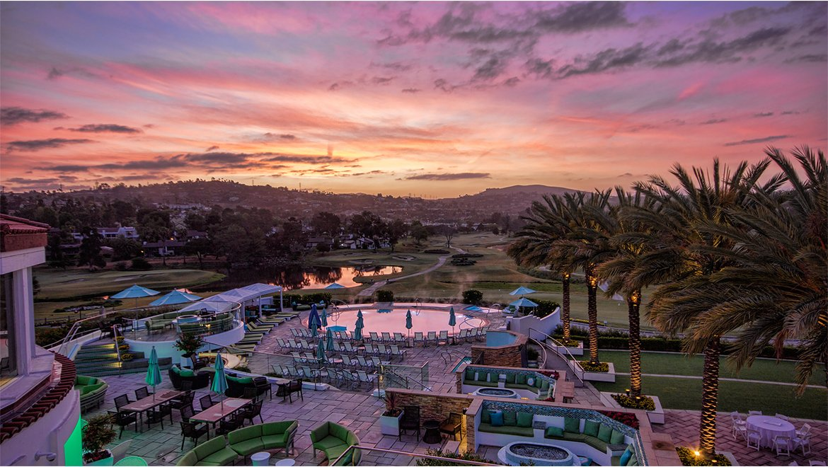 La Costa 1 Resort Spa Southern California...don't blame us if you never leave!