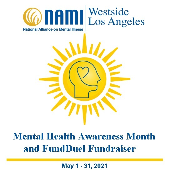 NAMI Westside Annual Fundraiser! Pick Your Team or Request your own! Share. Tag. Donate.