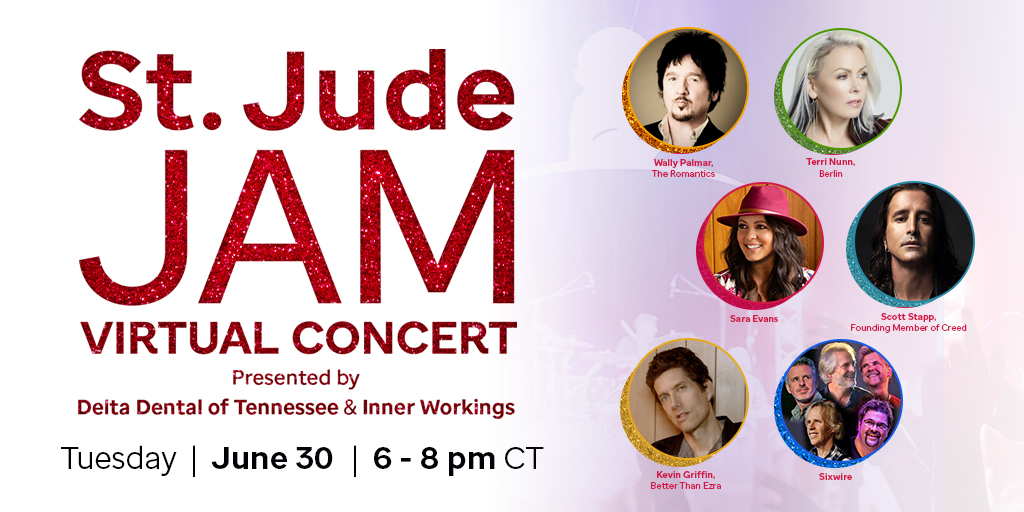 St. Jude JAM presented by Delta Dental of Tennessee & InnerWorkings