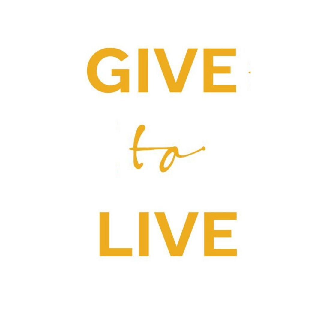 Give to Live